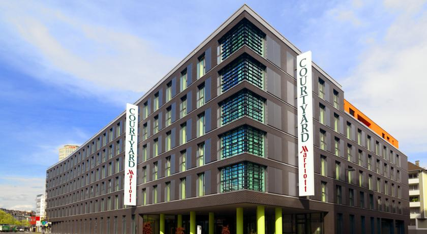 Courtyard by Marriott Cologne | Price: € 115 (Per night Twin Bed Room)
