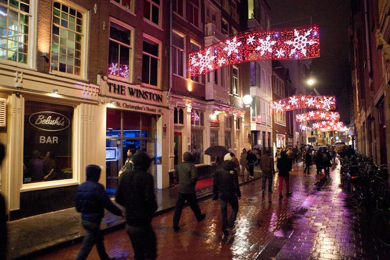 ST CHRISTOPHER'S AT THE WINSTON, AMSTERDAM | Klik gambar untuk link langsung ke hostelnya.